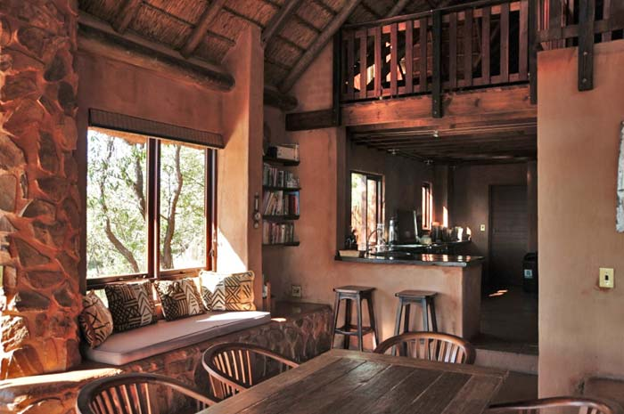 Interior Private game lodge in South Africa 3