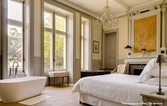 Chateau residences languedoc (1)