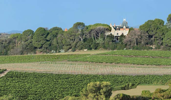 Chateau residences languedoc (6)