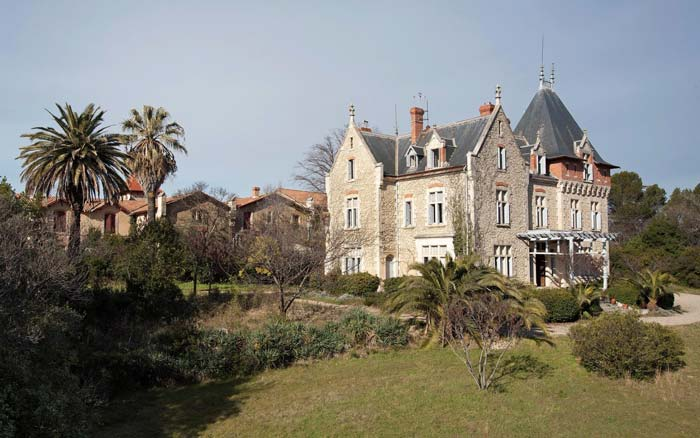 Chateau residences languedoc (4)
