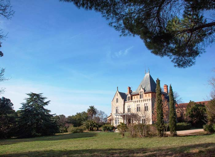 Chateau residences languedoc (3)