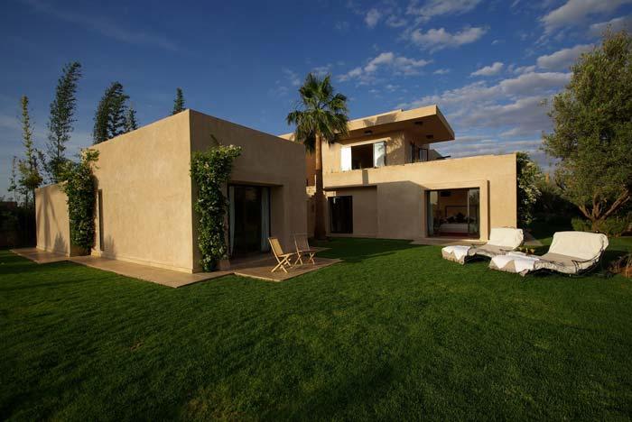 Modern villa in Marrakech (2)