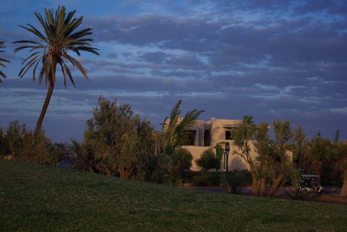 Exclusive villa in Marrakech