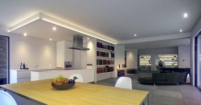 Modern villa in Mont Boron, Nice (5)
