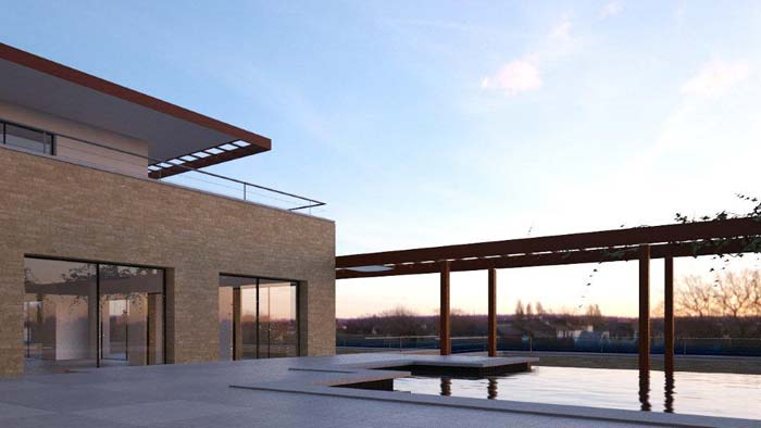 Modern villa in Mont Boron, Nice (3)