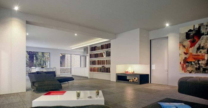 Modern villa in Mont Boron, Nice (1)