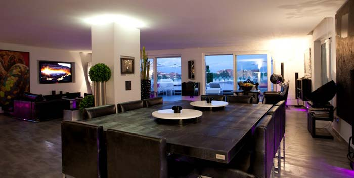Penthouse in Rome (7)