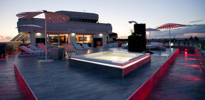 Penthouse in Rome (6)