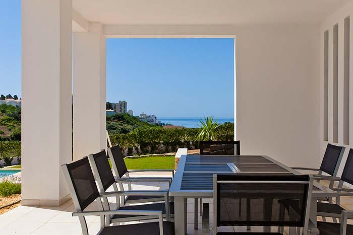 Modern villa in Porto de Mos, Algarve (1)