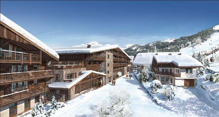 ski apartments in Chatel French Alps (4)
