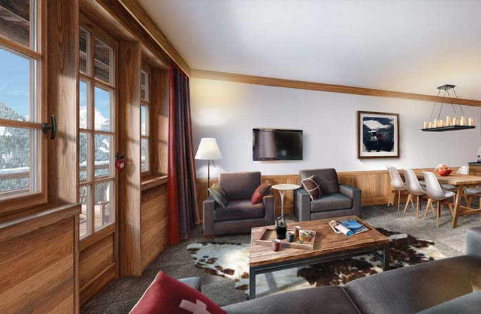 ski apartments in Chatel French Alps (1)