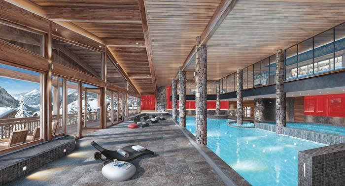 ski apartments in Chatel French Alps (7)