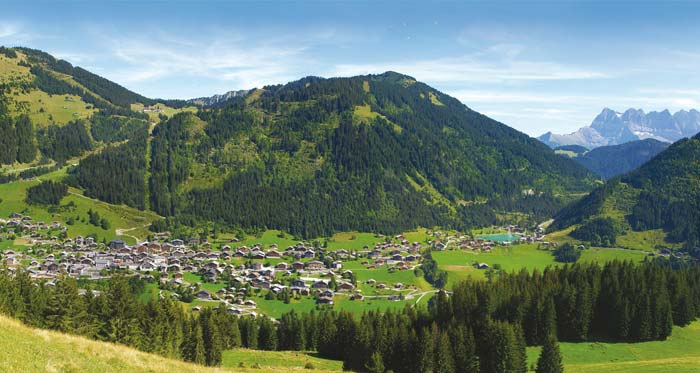 ski apartments in Chatel French Alps (6)