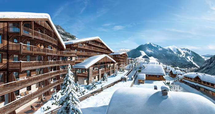 ski apartments in Chatel French Alps (5)