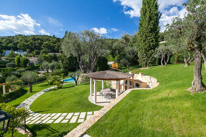Luxury villa in Villefranche-sur-Mer on the French Riviera (5)
