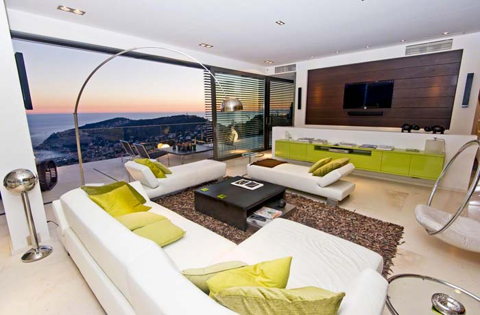 Exclusive villa in Villefranche, French Riviera (1)