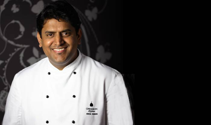 Abdul Yaseen Cinnamon Kitchen, London