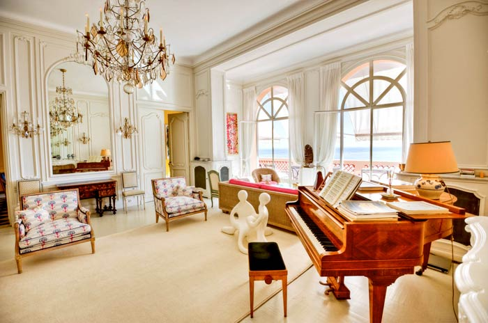 Exclusive French Riviera Home