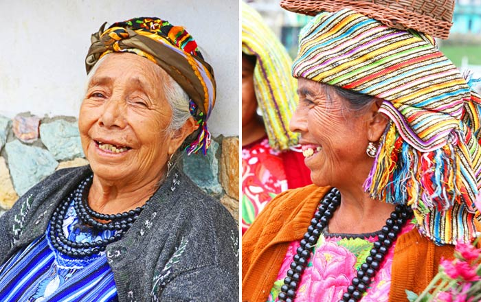 Portraits from  Guatemala