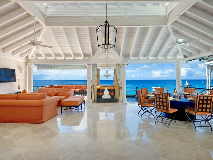 Penthouse apartment in Barbados