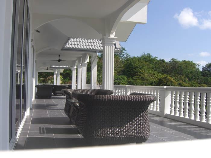 Colonial villa Phuket