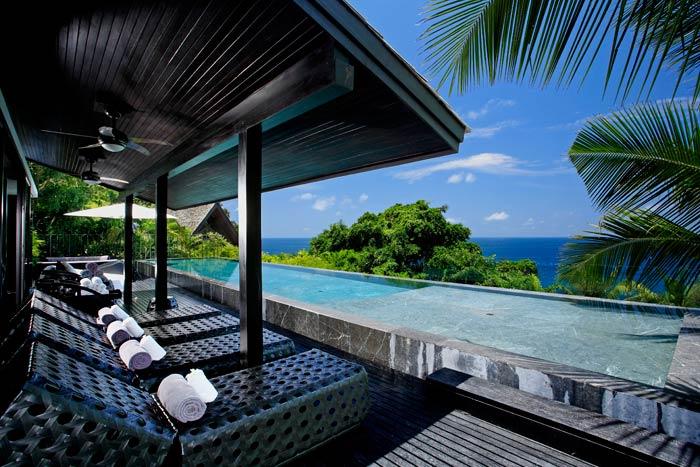 phuket villa overlooking andaman sea