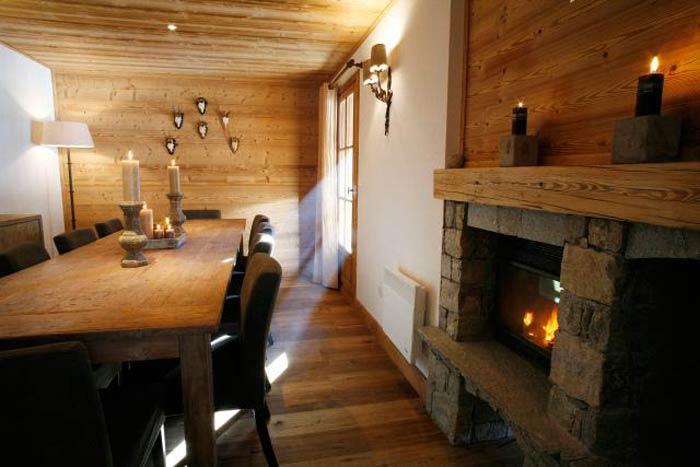 ski apartment courchevel
