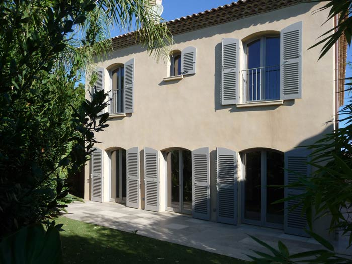 New villa in Saint Tropez