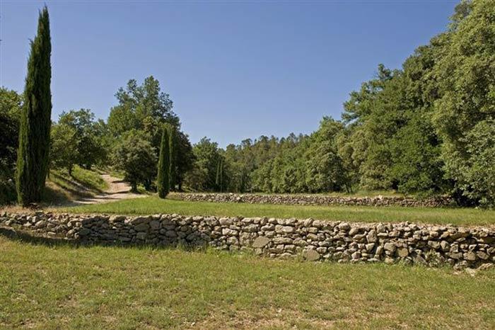 Wine estate in Provence