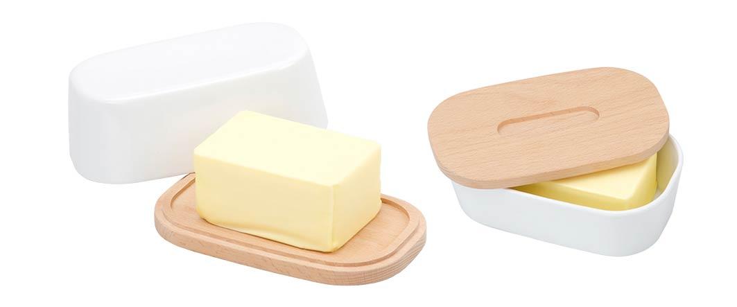 Butter dish by Sebastian Conran