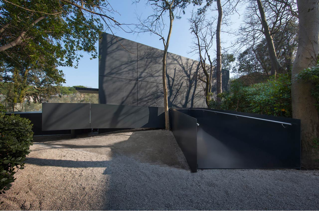 The new Australian pavilion at the Venice Biennale designed by Denton Corker Marshall