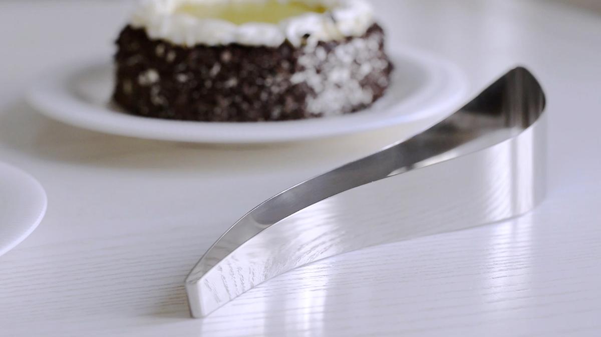 Magisso cake server, stainless steel