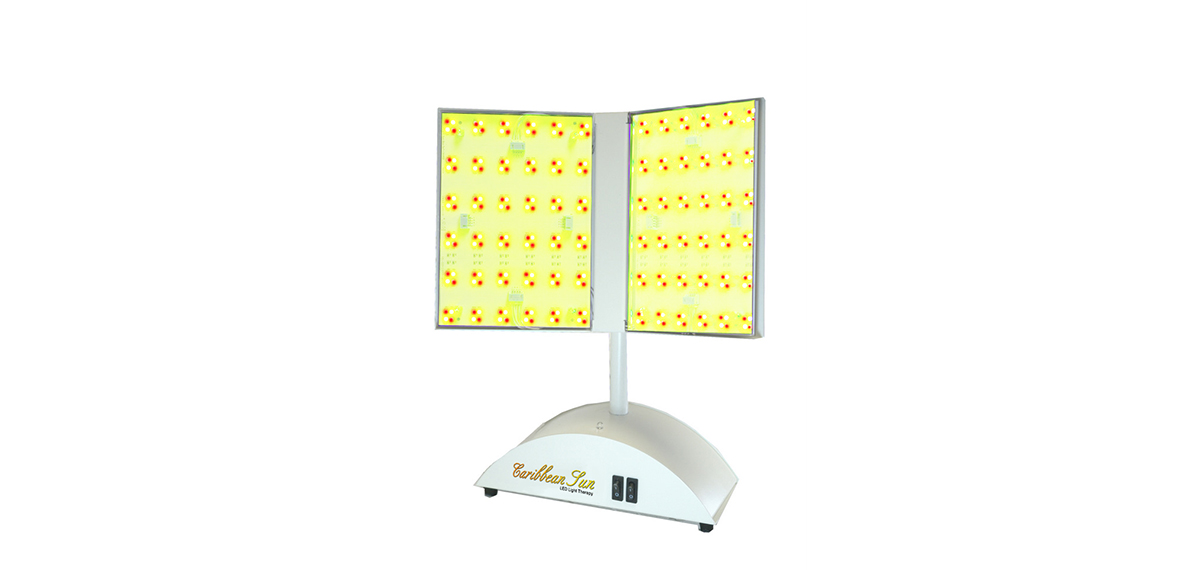 Caribbean Sunbox CCOL light therapy