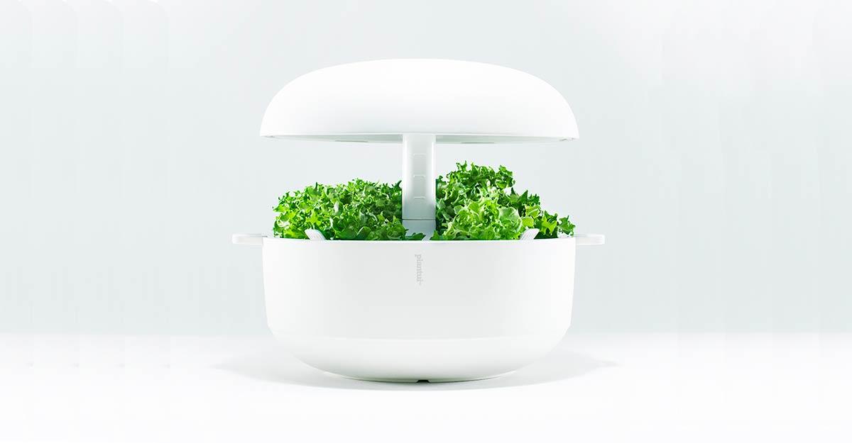 Plantui unique indoor smart garden