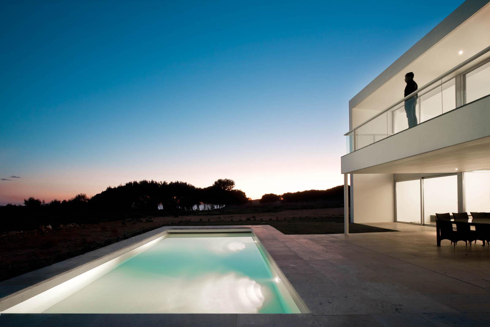 Algarve Minimalist Villa