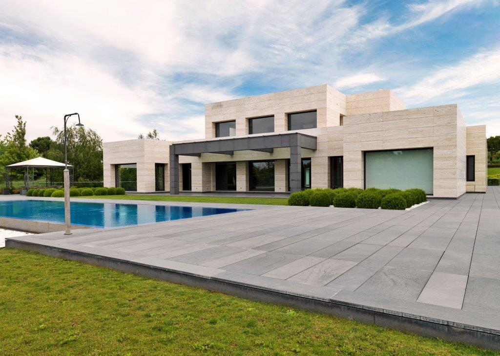 Madrid la finca villa with space and style - Urbanizacion la finca madrid ...