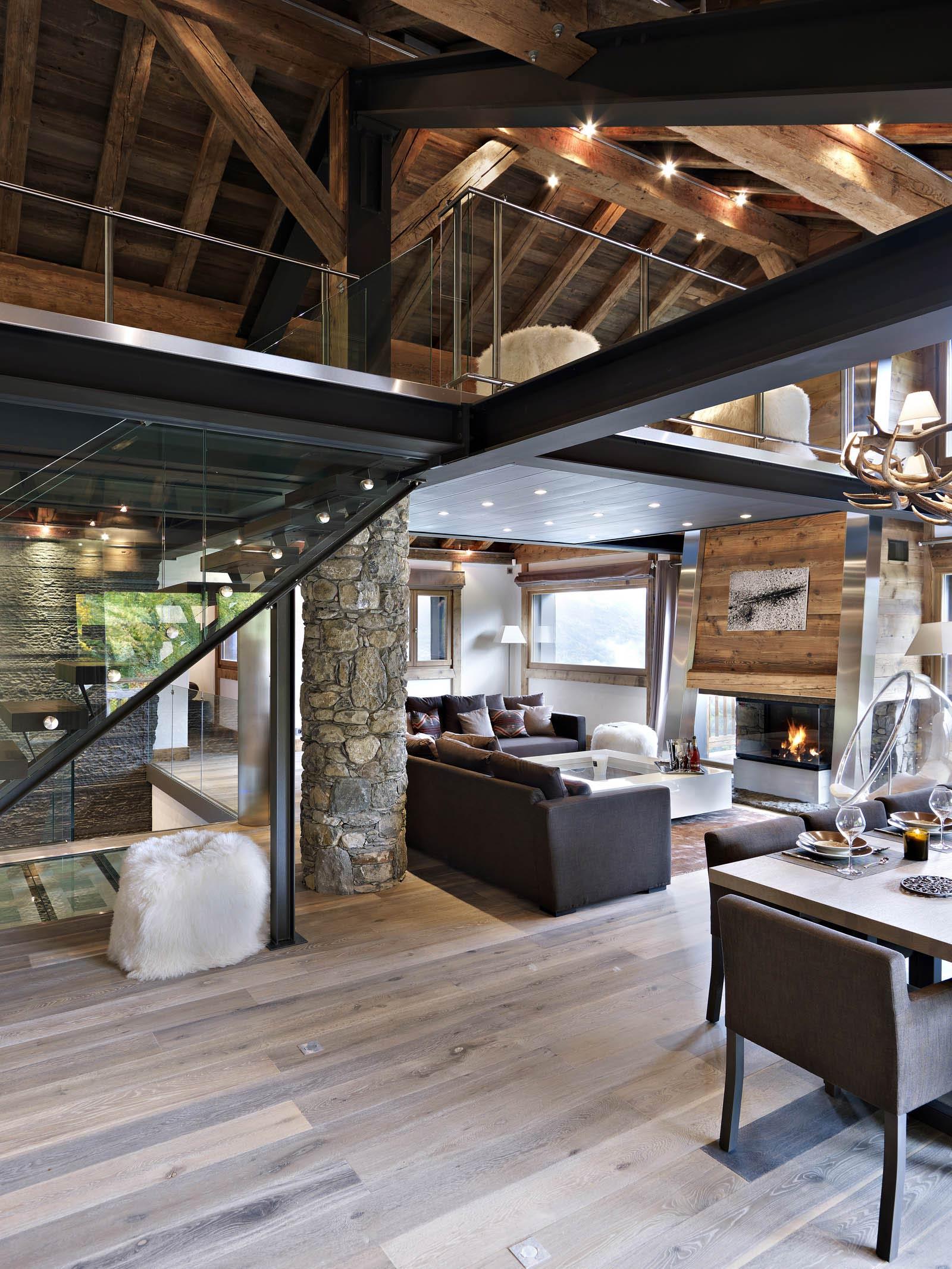exclusive m ribel ski chalet for sale. Black Bedroom Furniture Sets. Home Design Ideas