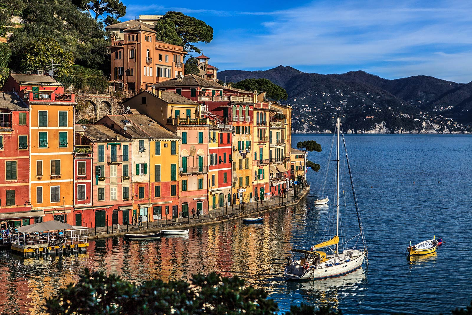 Portofino Liguria Italy