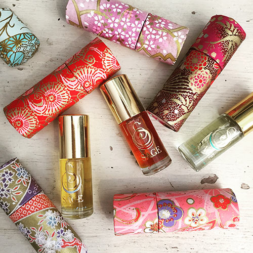 Sage Perfume Oils by Sage Machado