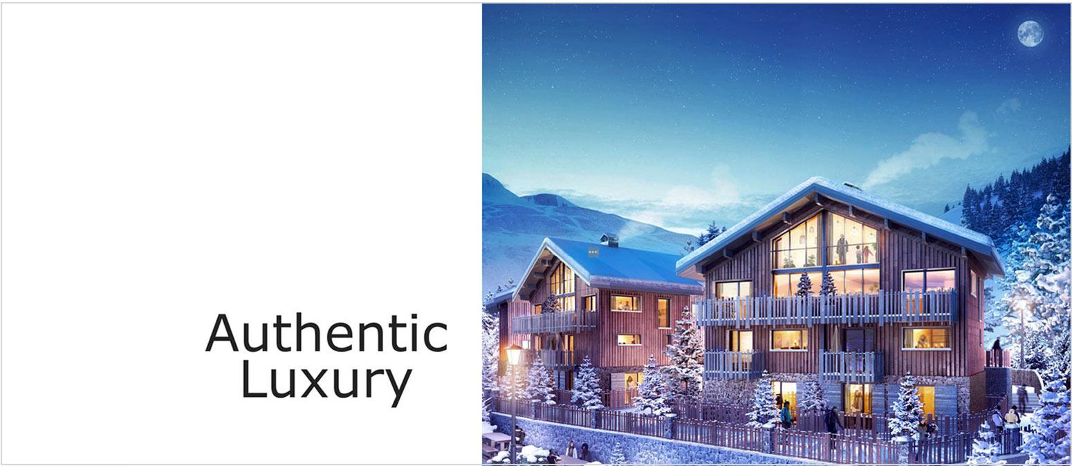 Snoweden luxury ski chalet in Montchavin La Plagne