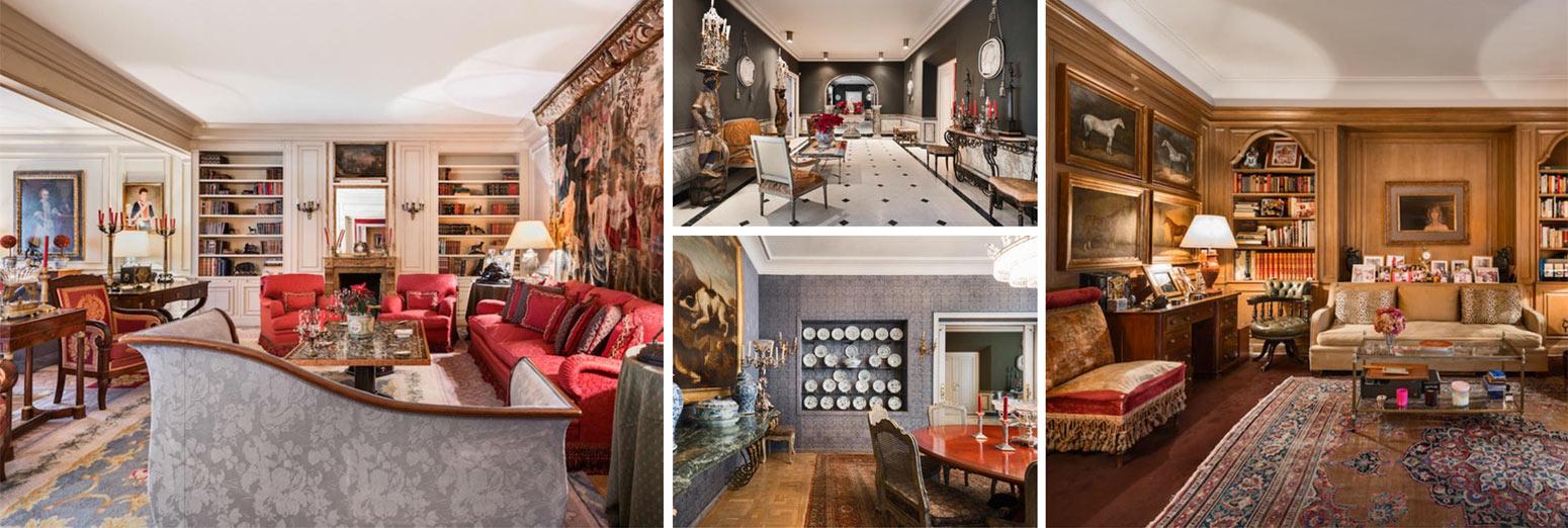 Exclusive apartment for sale in Barrio Salamanca Madrid