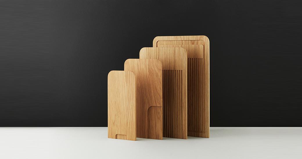 Part Cutting boards from Normann Copenhagen