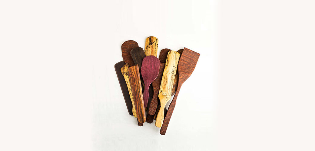 Kitchen utensils by Bowood Company