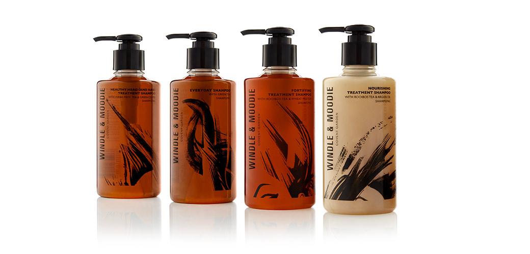 Windle & Moodie Hair Styling Nourshing Treatment Shampoo