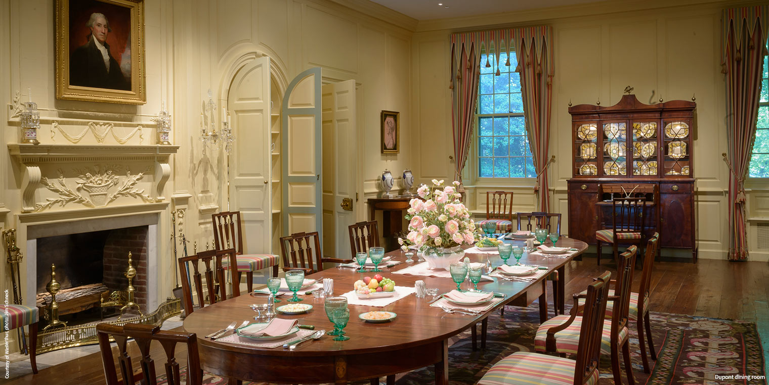Dupont dining room