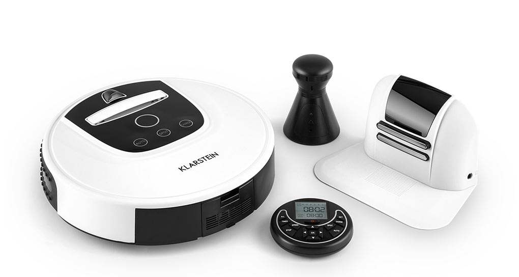 Klarstein cleanhero robot cleaner