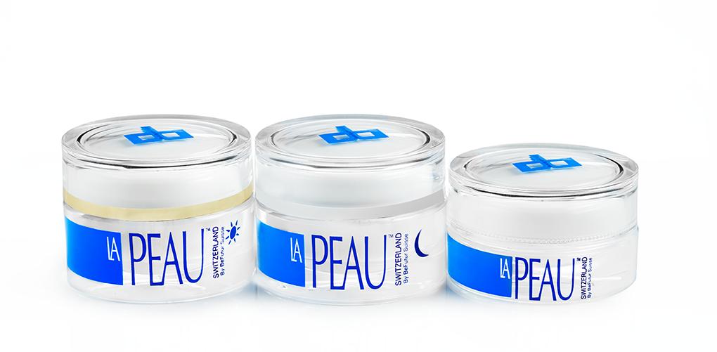 La Peau pure lux swiss anti-aging skin care