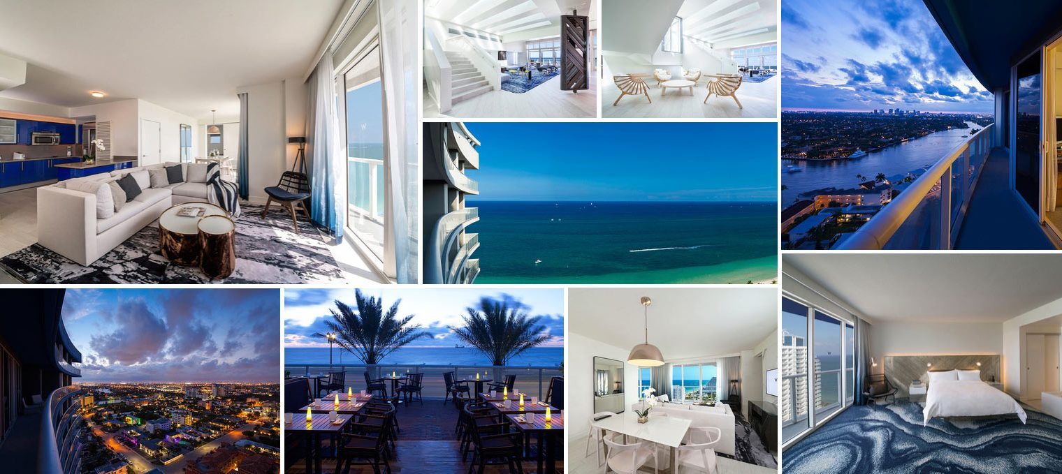 W Residences Fort Lauderdale image composition