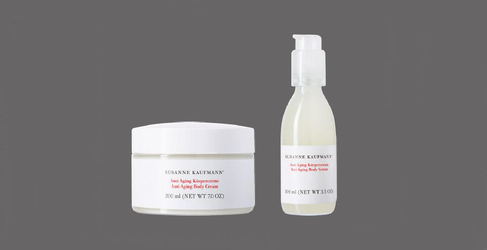 Susanne Kaufmann skincare products