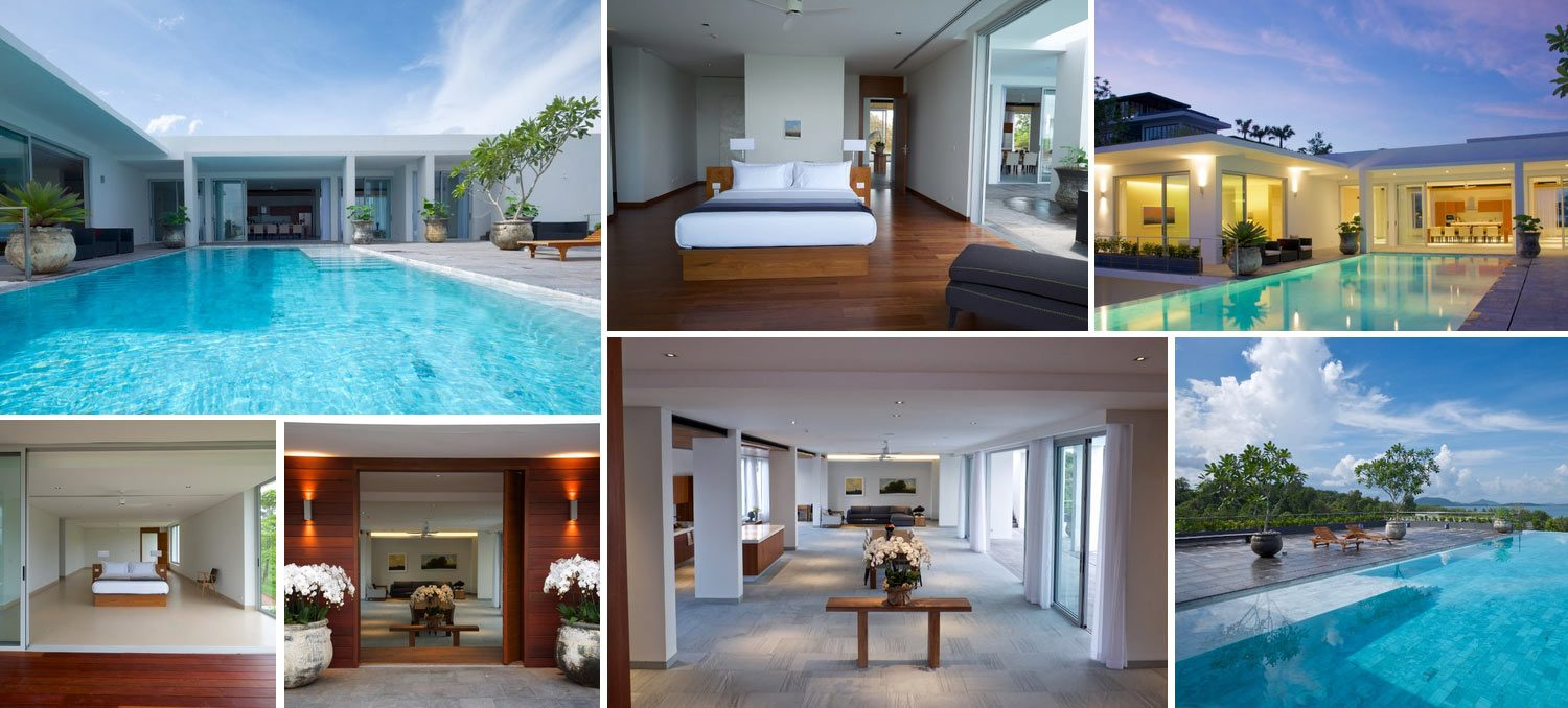Image collage - Baan Yamu property for sale